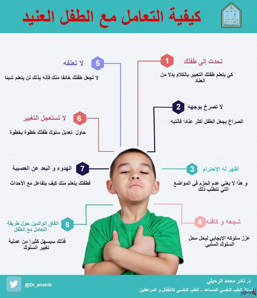 صورة كيفية التعامل مع الطفل العنيد , كيفية التصرف مع الطفل الغير مطيع