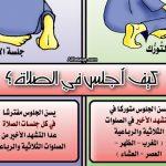 تعليم الصلاة الصحيحة , الصلاة كما يجب ان تكون
