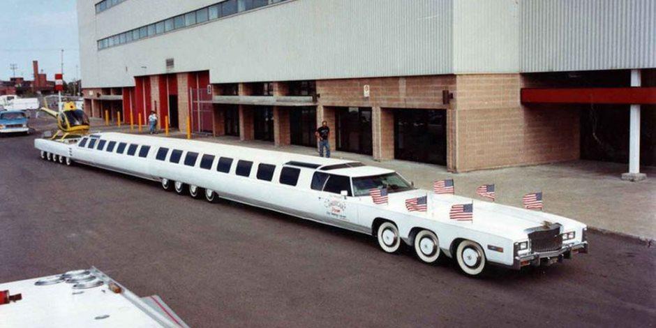 صور اكبر سيارة في العالم , صور لاكبر سيارات فى العالم