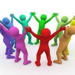 تعبير عن التعاون , انشاء تعبيري عن التعاون