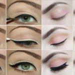 مكياج عيون بالخطوات , طريقة عمل مكياج العيون بالتفصيل