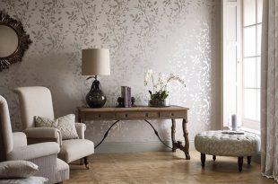 صورة ورق جدران غرف نوم , اجمل اشكال ورق الحائط