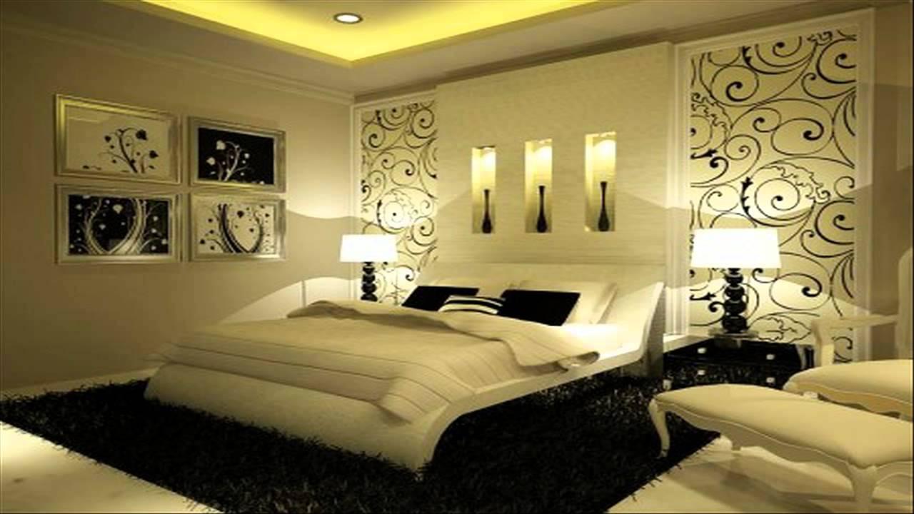 صورة ورق جدران غرف نوم , اجمل اشكال ورق الحائط 3515 6