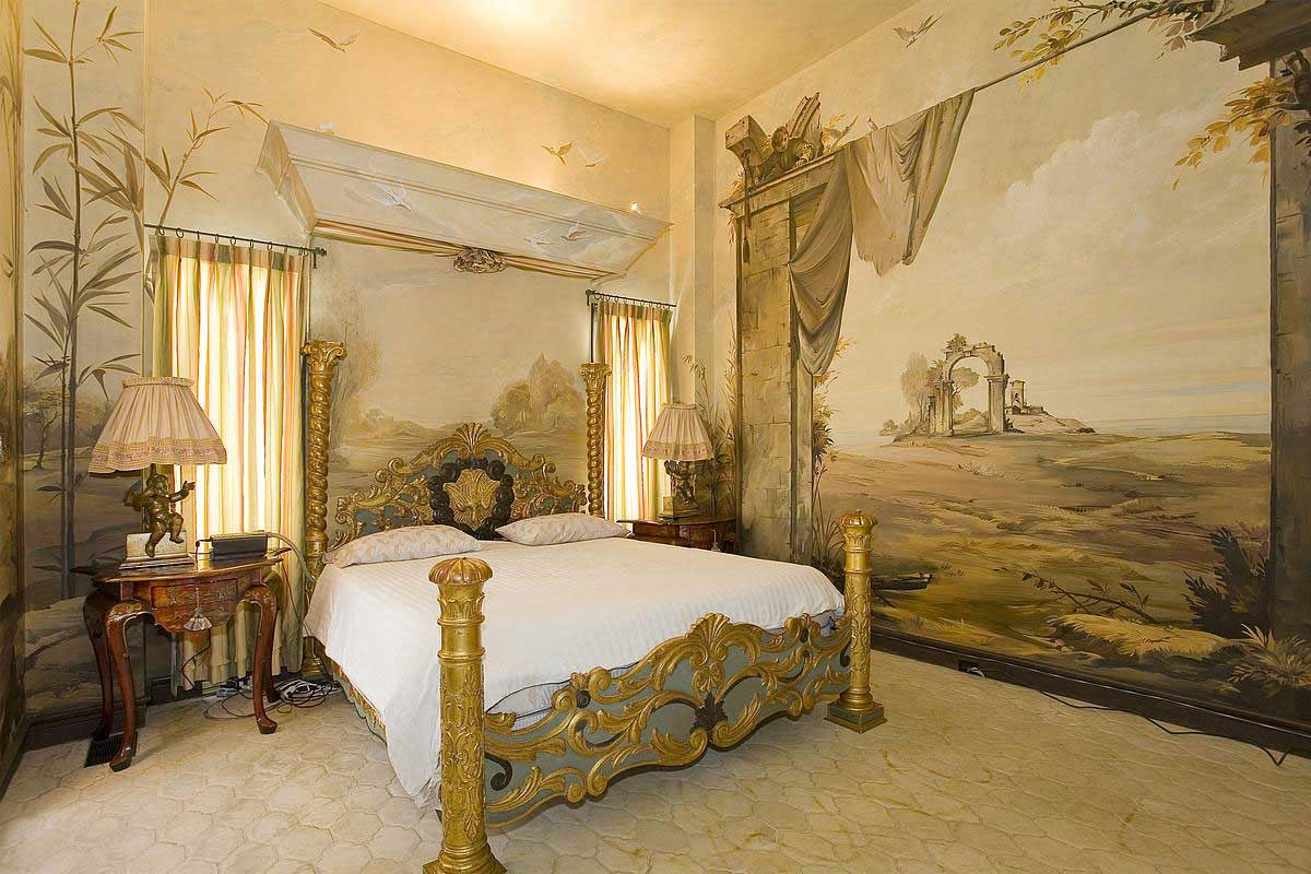 صورة ورق جدران غرف نوم , اجمل اشكال ورق الحائط 3515 8