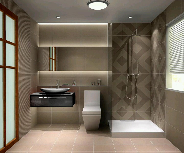 صورة تصميم حمامات , احدث يكورات الحمامات 2019