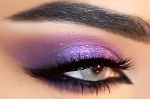 صورة مكياج العيون , افضل طريقة لعمل مكياج العيون