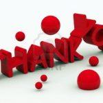 شكرا لك , اجمل كلمات الشكر والعرفان