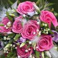 اجمل بوكيه ورد فى الدنيا , ارق بوكيهات الورد التي ممكن ان تراها
