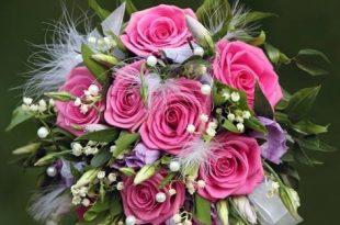صورة اجمل بوكيه ورد فى الدنيا , ارق بوكيهات الورد التي ممكن ان تراها