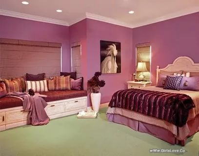 صورة الوان غرف النوم , الالوان الحديثة لغرف النوم 5840 2