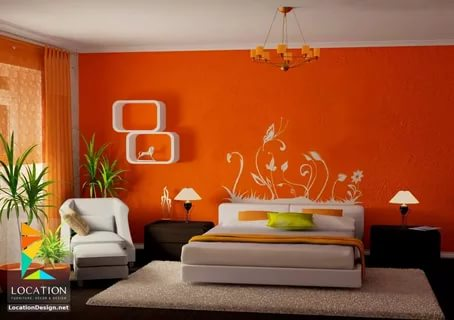 صورة الوان غرف النوم , الالوان الحديثة لغرف النوم 5840 3