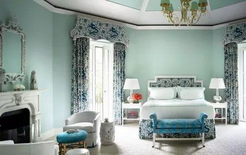 صورة الوان غرف النوم , الالوان الحديثة لغرف النوم 5840 4