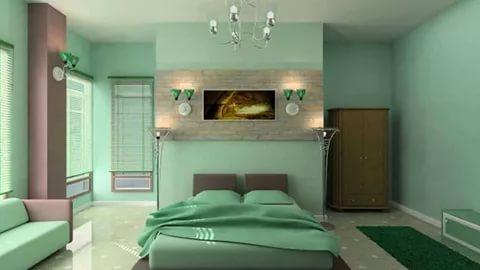 صورة الوان غرف النوم , الالوان الحديثة لغرف النوم 5840 6