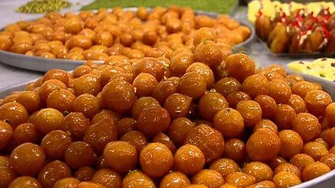 صورة حلويات مغربية سهلة التحضير , طريقة عمل حلوي مغربية