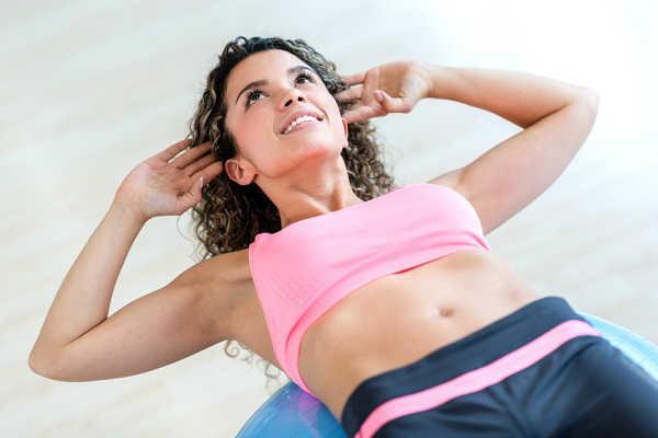 صور تمارين البطن للنساء , تمارين شد عضلات البطن