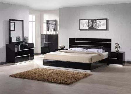صورة غرف نوم خشب , اجمل الديكورات لغرفة نوم خشب 6036 3