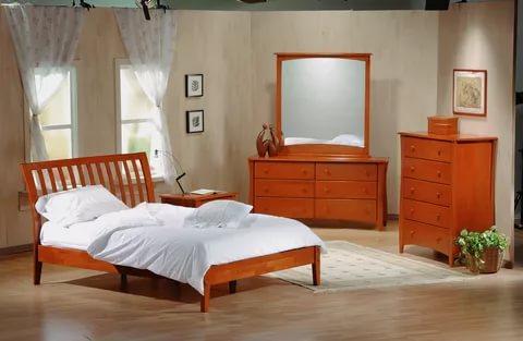 صورة غرف نوم خشب , اجمل الديكورات لغرفة نوم خشب 6036 4