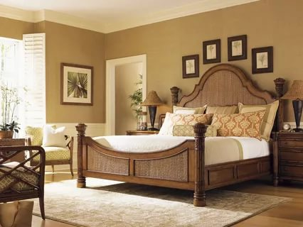 صورة غرف نوم خشب , اجمل الديكورات لغرفة نوم خشب 6036 7