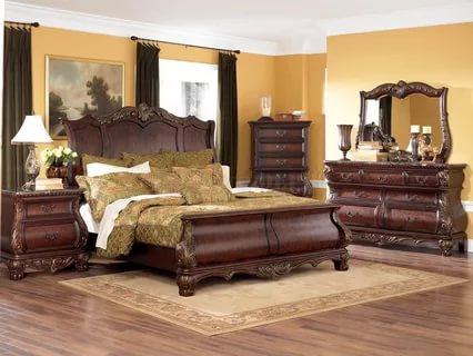 صورة غرف نوم خشب , اجمل الديكورات لغرفة نوم خشب 6036 9