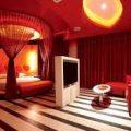 فنون في غرفة النوم , ديورات رومانسية فى غرفة النوم
