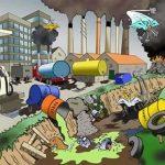اسباب تلوث البيئة , تعرف على سبب التلوث البيئى