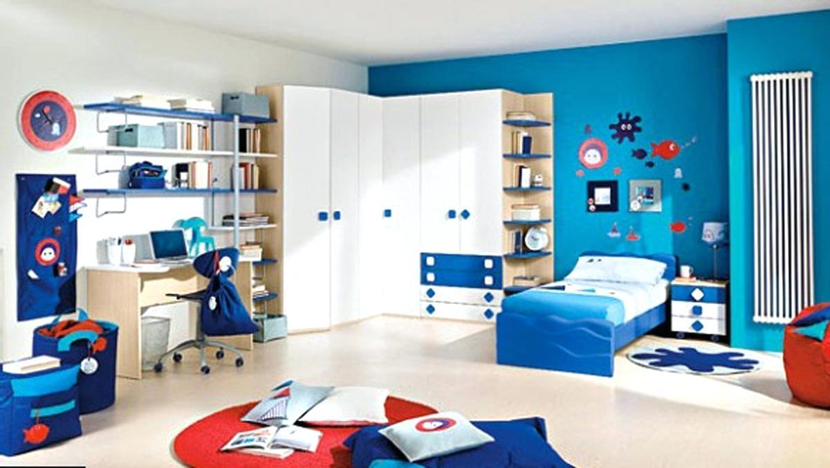 صورة اشكال غرف نوم اطفال , ديكورات مميزة لغرف النوم 6222 3