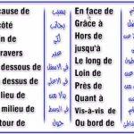 دروس اللغة الفرنسية , طريقة تعلم الفرنسية