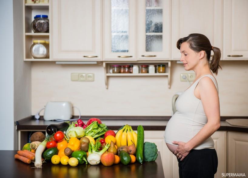 صورة رجيم للحوامل , افضل طرق رجيم للحامل