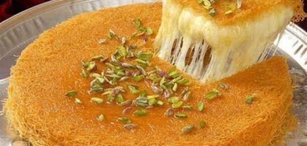 صورة حلويات رمضانية بالصور والمقادير , وصفات حلويات رمضان