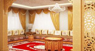 صورة ديكور مغربي , تصميمات ديكور مغربية جميلة