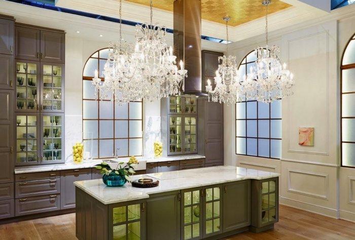 صورة ديكور المطبخ , تصميمات جميلة للمطبخ