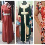 قنادر الدار 2019 موديلات جديدة , ملابس جزائرية للمنزل موضة 2019