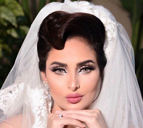 صورة مكياج عروس , ميكب الزفاف فى ليلة العمر