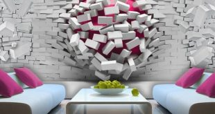 صورة صور ورق جدران , اشيك تصميمات لورق الحائط بالصور