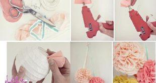 صور اعمال يدوية فنية , صور بعض المشغولات اليدوية للمنزل