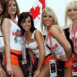 بنات كندا , احلى بنات جميلات فى كندا