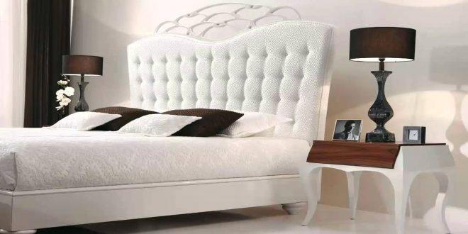 صورة غرف نوم بيضاء , احدث الديكورات الخاص بغرف النوم