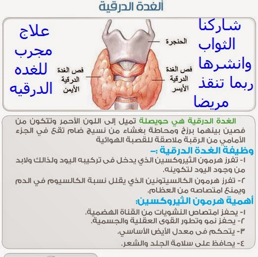 صورة اعراض قصور الغدة الدرقية , المضاعفات الخطيره للقصور الغدة الدرقيه