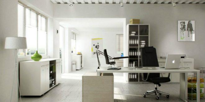 صورة ديكورات مكاتب , احدث التصميمات لديكور المكاتب