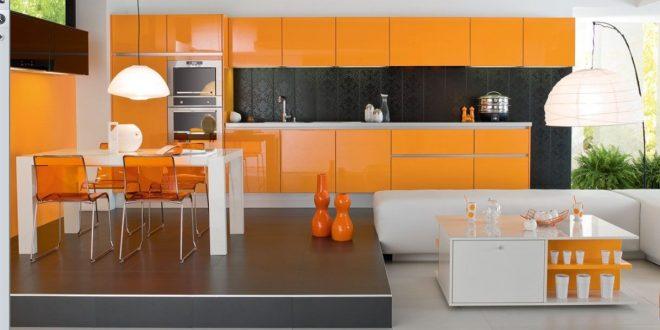 صورة ديكورات مطابخ المنيوم , احدث التصميمات الخاصة بالمطبخ العصرى