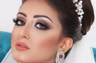 صورة مكياج عرايس ناعم , مكياج رقيق للعرائس الجدد