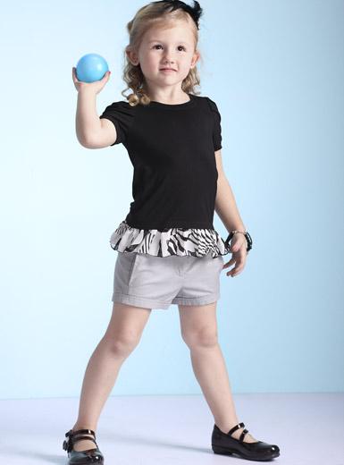 صورة ملابس بنات صغار , موديلات ملابس مختلفه للاطفال