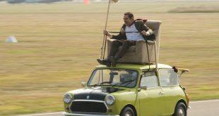 صورة سيارة مستر بن , شكل عربية مستر بين