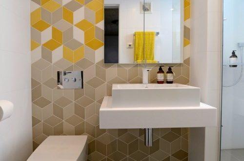 صورة احلى حمام , ديكورات حمامات جميله