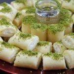 طريقة عمل حلاوة الجبن , خطوات عمل حلاوه الجبن السوريه