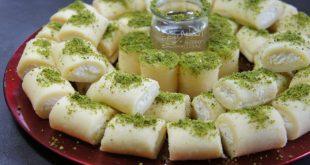 صورة طريقة عمل حلاوة الجبن , خطوات عمل حلاوه الجبن السوريه