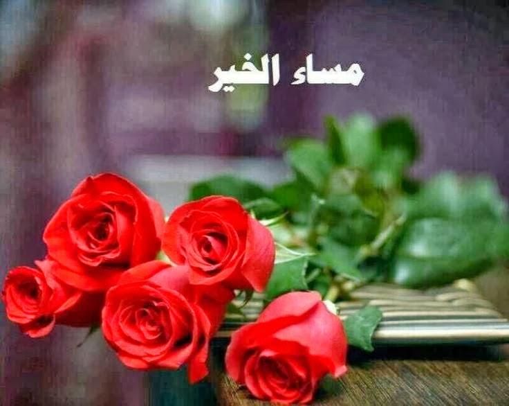 صورة اجمل مساء الخير , كلمات عن مساء الخير 2935 1