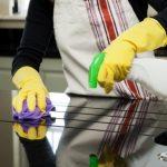 تنظيف المطبخ , طريقه تنظيف المطبخ بطريقه جميله