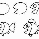 رسومات سهلة وجميلة , سهل رسومات جميله وبسيطه