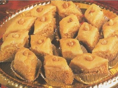 صورة حلويات العيد بالصور سهلة , اجمل صور لتشكيله حلويات